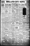 Holland City News, Volume 71, Number 24: June 11, 1942
