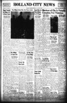 Holland City News, Volume 71, Number 33: August 13, 1942