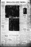 Holland City News, Volume 71, Number 43: October 22, 1942