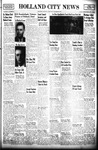 Holland City News, Volume 71, Number 44: October 29, 1942