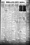 Holland City News, Volume 71, Number 45: November 5, 1942