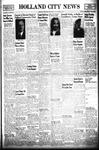 Holland City News, Volume 71, Number 48: November 25, 1942