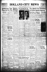 Holland City News, Volume 72, Number 1: January 7, 1943