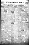 Holland City News, Volume 72, Number 10: March 11, 1943