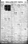 Holland City News, Volume 72, Number 12: March 25, 1943