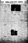 Holland City News, Volume 72, Number 13: April 1, 1943
