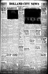 Holland City News, Volume 72, Number 16: April 22, 1943