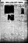 Holland City News, Volume 72, Number 18: May 6, 1943