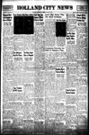 Holland City News, Volume 72, Number 19: May 13, 1943
