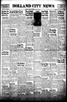 Holland City News, Volume 72, Number 20: May 20, 1943