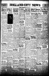 Holland City News, Volume 72, Number 22: June 3, 1943