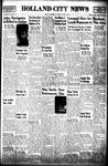 Holland City News, Volume 72, Number 24: June 17, 1943
