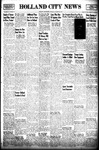 Holland City News, Volume 72, Number 34: August 26, 1943 by Holland City News