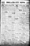 Holland City News, Volume 72, Number 36: September 9, 1943 by Holland City News