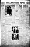 Holland City News, Volume 72, Number 38: September 23, 1943 by Holland City News