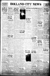 Holland City News, Volume 72, Number 40: October 7, 1943 by Holland City News