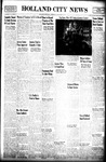 Holland City News, Volume 72, Number 44: November 4, 1943 by Holland City News