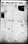Holland City News, Volume 72, Number 47: November 24, 1943 by Holland City News