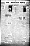 Holland City News, Volume 72, Number 49: December 9, 1943 by Holland City News