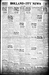 Holland City News, Volume 73, Number 2: January 13, 1944