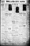 Holland City News, Volume 73, Number 3: January 20, 1944