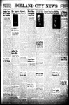 Holland City News, Volume 73, Number 4: January 27, 1944
