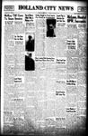 Holland City News, Volume 73, Number 12: March 23, 1944