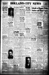Holland City News, Volume 73, Number 14: April 6, 1944