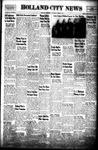 Holland City News, Volume 73, Number 15: April 13, 1944