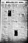 Holland City News, Volume 73, Number 16: April 20, 1944