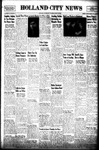 Holland City News, Volume 73, Number 20: May 18, 1944