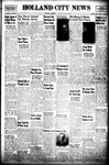 Holland City News, Volume 73, Number 21: May 25, 1944