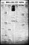 Holland City News, Volume 73, Number 36: September 7, 1944