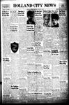 Holland City News, Volume 74, Number 2: January 11, 1945