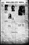 Holland City News, Volume 74, Number 5: February 1, 1945