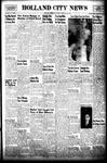 Holland City News, Volume 74, Number 7: February 15, 1945