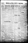 Holland City News, Volume 74, Number 24: June 14, 1945