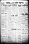 Holland City News, Volume 74, Number 29: July 19, 1945 by Holland City News