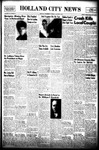 Holland City News, Volume 74, Number 32: August 9, 1945 by Holland City News