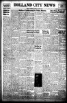 Holland City News, Volume 74, Number 33: August 16, 1945