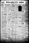 Holland City News, Volume 74, Number 36: September 6, 1945 by Holland City News