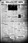 Holland City News, Volume 74, Number 37: September 13, 1945