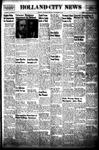 Holland City News, Volume 74, Number 38: September 20, 1945 by Holland City News