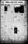 Holland City News, Volume 74, Number 40: October 4, 1945 by Holland City News