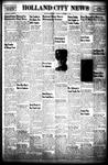 Holland City News, Volume 74, Number 41: October 11, 1945