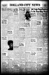 Holland City News, Volume 74, Number 45: November 8, 1945 by Holland City News