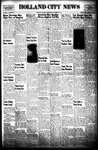 Holland City News, Volume 74, Number 46: November 15, 1945 by Holland City News