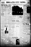 Holland City News, Volume 74, Number 49: December 6, 1945