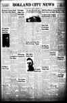 Holland City News, Volume 74, Number 50: December 13, 1945 by Holland City News