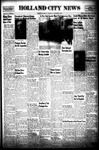 Holland City News, Volume 74, Number 52: December 27, 1945 by Holland City News